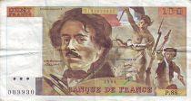 Frankreich 100 Francs Delacroix - 1984