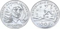 Frankreich 100 Francs Descartes - 1991