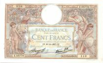 Frankreich 100 Francs Women and childs - 1937