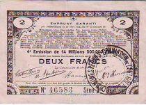 Frankreich 2 F 70 communes
