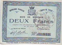 Frankreich 2 F Trélon