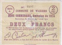 Frankreich 2 F Waziers
