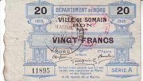Frankreich 20 F Somain