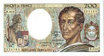 Frankreich 200 Francs Montesquieu - 1984 Serial F.24