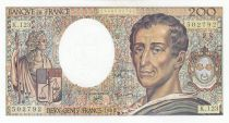 Frankreich 200 Francs Montesquieu 1992 - Serial K.123