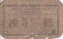 Frankreich 5 cent. Saint-Quentin Fleurette 2