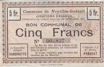 Frankreich 5 F Noyelles-Godault