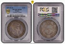 Frankreich 5 Francs Napoleon First Consul - An 12 A - PCGS XF 45