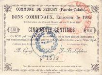 Frankreich 50 cent. Feuchy