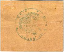 Frankreich 50 Centimes Noyon City - 1915