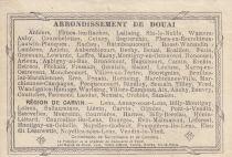 Frankreich 50 Francs Douai City - 1916