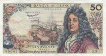 Frankreich 50 Francs Racine - 07-06-1962 Serial S.3