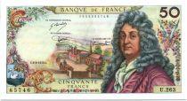 Frankreich 50 Francs Racine - 1975