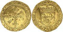 Frankreich Ecu d\'Or au Soleil, François Ier - 1540-1547 - Toulouse