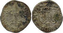 Frankreich Gros,  Duché de Lorraine - Henri II (1608-1624) - Lettre G