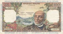 French Antilles 100 Francs Victor Schoelcher - ND (1964) - Serial Y.2 - Fine - P.10b