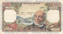 French Antilles 100 Francs Victor Schoelcher - ND (1964) - Serial Y.2 - VF - P.10b