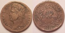 French Colonies 10 Centimes Charles X - 1828  A Paris - VF