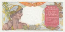 French Indo-China 100 Piastres Mercury ND 1947, Specimen - a.UNC P.82