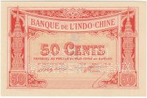 French Indo-China 50 Cents - 1919 - SPECIMEN - a.UNC  - P .47