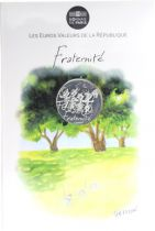 French Mint 10 Euro Summer 2014 - Fraternity