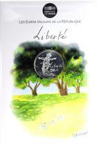 French Mint 10 Euro Summer 2014 - Liberty