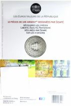 French Mint 10 Euro Summer 2014 - Parity