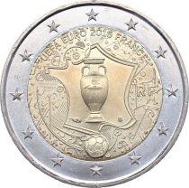 French Mint 2 Euro UEFA - Euro - 2016