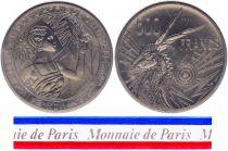 Gabon 500 Francs - 1976 - Test strike