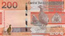 Gambia 200 Dalasis Birds - 2019 - UNC