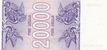 Georgie 20000 Laris Griffons - 1993 - P.46a - Neuf