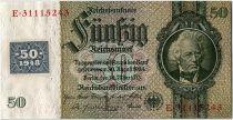 Germany (DDR) 50 Deutsche Mark David Hansemann  - 1948