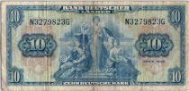 Germany (Federal Republic of) 10 Deutsche Mark -  Allegorical figures - 1949 - N3279823G