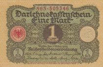 Germany 1 Mark - 1920 - P.58 - UNC