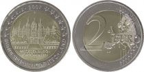 Germany 2 Euro Mecklenburg  - 2007
