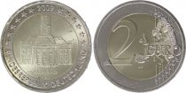 Germany 2 Euro Saarland  - 2009