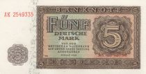 Germany 5 Mark 1948 - P.11 UNC