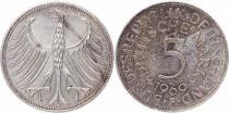 Germany 5 Mark Imperial Eagle - 1969