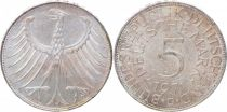 Germany 5 Mark Imperial Eagle - 1971