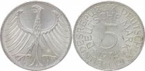 Germany 5 Mark Imperial Eagle - 1974 J