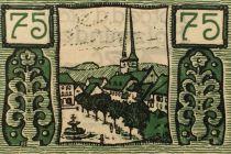 Germany 75 Pfennig, Holzminden - notgeld 1922 - aUNC