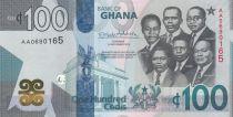 Ghana 10 Cédis  - 2019 (2020) - UNC