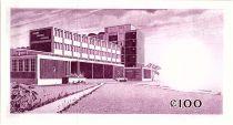 Ghana 100 Cedis - Kwame Nkrumah - 1965