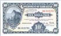 Gibraltar 10 Schillings - 50 Pence - Commémoratif 1934  2018 - Neuf