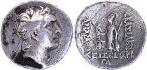 Grèce (Cappadoce) Drachme, Cappadoce - Ariarathes V Eusebes (-163-130)