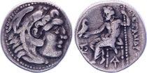 Grèce (Thrace) Drachme, Thrace. Lysimaque (-305-281) - 2e ex.