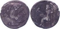 Grèce (Thrace) Drachme, Thrace. Lysimaque (-305-281) - 4e ex.