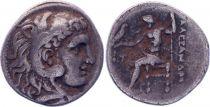 Grèce (Thrace) Drachme, Thrace. Lysimaque (-305-281) - 6e ex.