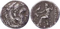 Grèce (Thrace) Drachme, Thrace. Lysimaque (-305-281) - Argent