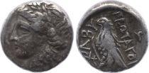 Grèce (Troade) Hémidrachme, Abydos, Protagoras magistrat (c. 320-280)